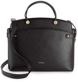 Furla Agata Medium Leather Tote