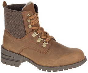 CAT Footwear Brown Sugar Taylor Leather Ankle Boot