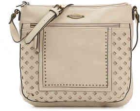 Women's Carren Crossbody Bag -Light Brown