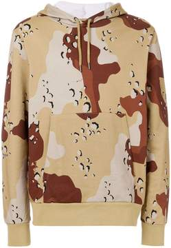 Christopher Raeburn jersey choc chip print sweater