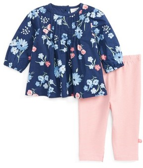 Offspring Infant Girl's Tunic & Leggings Set
