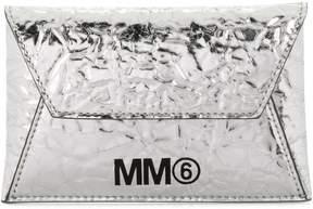 MM6 MAISON MARGIELA square envelope clutch bag