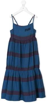 Bobo Choses Jane tiered dress
