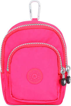 Kipling Kami Key Chain Mini Bag - BLACK - STYLE