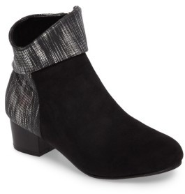Kenneth Cole New York Girl's Linea Cuff Bootie