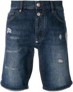 Philipp Plein Gotham shorts