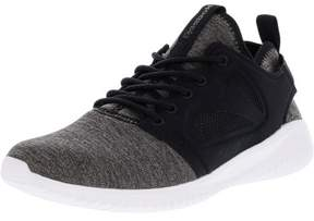 Reebok Women's Skycush Evolution Lux Black / White Ankle-High Walking Shoe - 6M