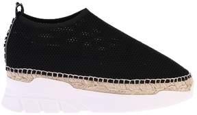 Kenzo Black Strech Sneakers