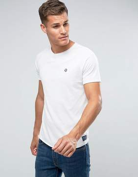 Tom Tailor Crew Neck T-Shirt With Chest Print