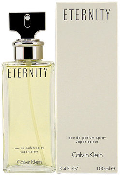 Calvin Klein Eternity Eau de Parfum Spray, 3.4 oz.