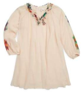 Chloé Toddler's, Little Girl's & Girl's Ceremony Silk Dress