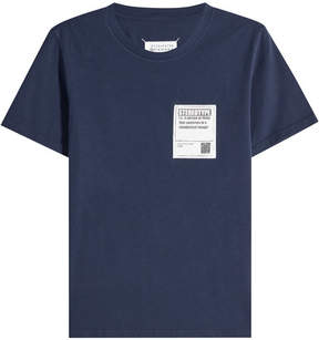 Maison Margiela Stereotype Cotton T-Shirt