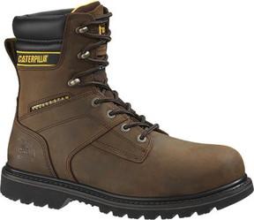 Caterpillar Salvo 8 Waterproof Steel Toe Boot (Men's)