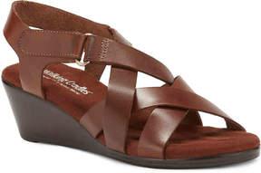Walking Cradles Women's Newton Wedge Sandal