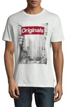 Jack and Jones Originals Cotton Tee
