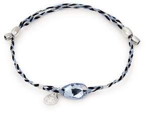 Alex and Ani Light Sapphire Precious Threads Bracelet with Swarovski® Crystal
