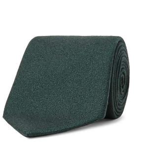 Charvet 8.5cm Silk And Wool-Blend Tie