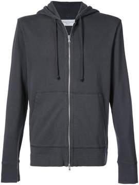 Officine Generale zipped hoodie