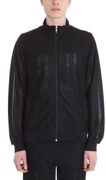 Cottweiler Mesh Black Sweatshirt