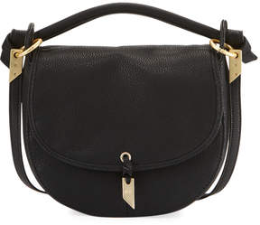Foley + Corinna Violetta Faux-Leather Saddle Bag