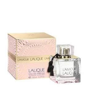 Lalique L'Amour Eau de Parfum, 3.4 oz./ 100 mL.