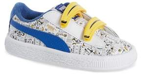 Puma Minions(R) Basket V Sneaker (Toddler)