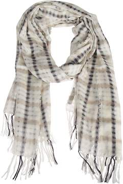 Max Mara Weekend Checkered Scarf