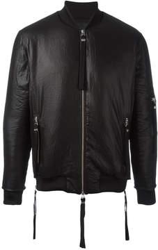 Blood Brother Shine bomber jacket