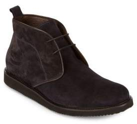 Bruno Magli Erik Suede Ankle Boots