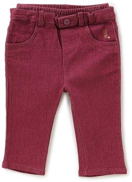 Robeez Baby Girls Newborn-24 Months Pull-On Jeans