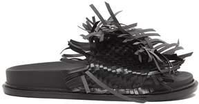 MM6 MAISON MARGIELA Fake Leather Shoes