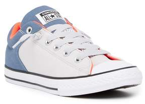 Converse Chuck Taylor All Star Colorblock Canvas Oxford (Little Kid & Big Kid)