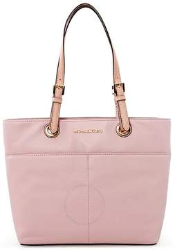 Michael Kors Bedford Leather Tote- Soft Pink - ONE COLOR - STYLE