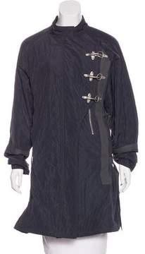 Dries Van Noten Oversize Quilted Coat