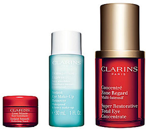Clarins Restoring Eye Wonders Kit