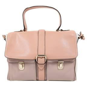 Marc Jacobs Single leather satchel - PINK - STYLE