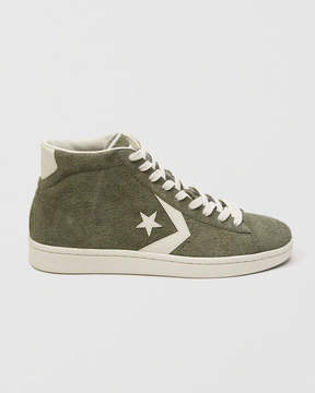 Abercrombie & Fitch Converse Pro Suede '76 High-Top Sneaker