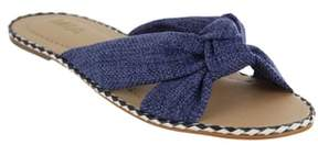 Mia Riely Knotted Slide Sandal
