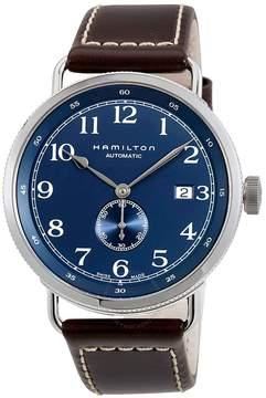 Hamilton Khaki Navy Pioneer Automatic Navy Dial Men's Watch