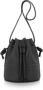 Coccinelle Matilde Medium Leather Bucket Bag
