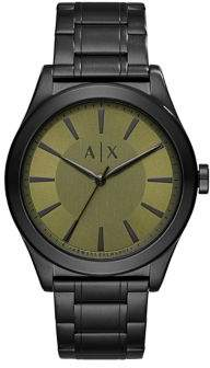 Armani Exchange Stainless Steel Nico Bracelet Watch