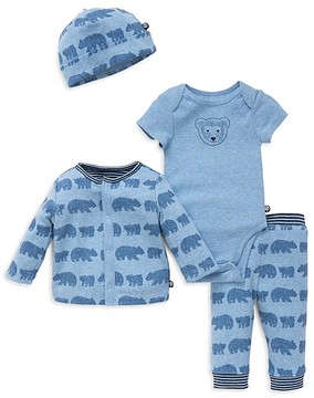 Offspring Boys' Bear-Print Jacket, Bodysuit & More - Baby