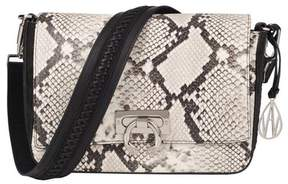 Amanda Wakeley Natural Python Roberts Handbag