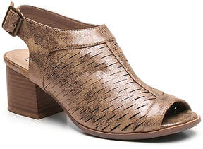 Two Lips Bronze Rosey Bootie