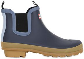 Hunter Rubber Ankle Boots