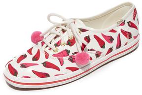 Kate Spade New York x Keds Kick Chili Pepper Sneakers