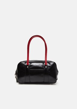 Comme des Garcons ACE Synthetic Leather Bag Black/Red Size: One Size