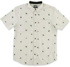 O'Neill Men's Brees Palm-Print Shirt