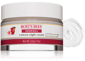 Burt's Bees Renewal Firming Night Cream