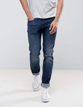 Edwin ED-80 Slim Tapered Jeans Contrast Clean Wash